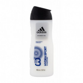 Adidas Hydra Sport 3in1 Żel pod prysznic 400ml