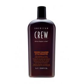 American Crew Classic Power Cleanser Style Remover Szampon do włosów 1000ml