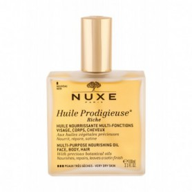 NUXE Huile Prodigieuse Riche Multi Purpose Dry Oil Face, Body, Hair Olejek do ciała 100ml