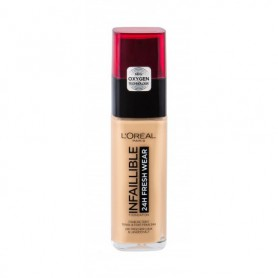 L´Oréal Paris Infaillible 24H Fresh Wear Podkład 30ml 140 Golden Beige