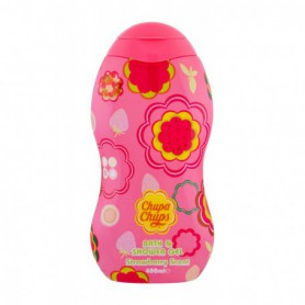 Chupa Chups Strawberry Scent Żel pod prysznic 400ml