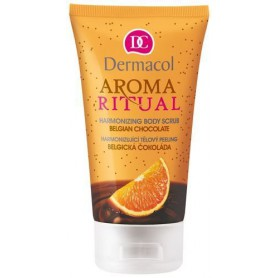 Dermacol Aroma Ritual Belgian Chocolate Peeling do ciała 150ml