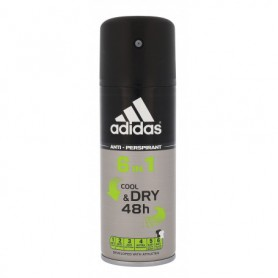 Adidas 6in1 Cool & Dry 48h Antyperspirant 150ml