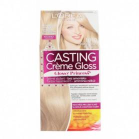 L´Oréal Paris Casting Creme Gloss Glossy Princess Farba do włosów 1szt 1010 Light Iced Blonde