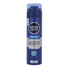 Nivea Men Original Moisturising Żel do golenia 200ml