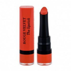 BOURJOIS Paris Rouge Velvet The Lipstick Pomadka 2,4g 06 Abrico´dabra!