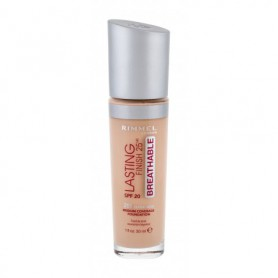 Rimmel London Lasting Finish Breathable 25HR SPF20 Podkład 30ml 201 Classic Beige