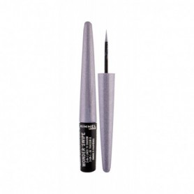 Rimmel London Wonder´Swipe 2in1 Eyeliner 1,7ml 001 Slay
