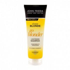 John Frieda Sheer Blonde Go Blonder Szampon do włosów 250ml