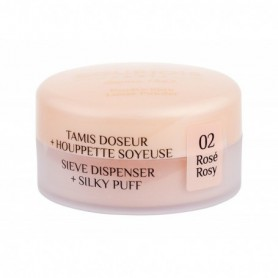 BOURJOIS Paris Loose Powder Puder 32g 02 Rosy