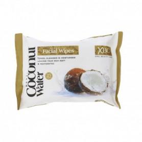 Xpel Coconut Water Hydrating Facial Wipes Chusteczki oczyszczające 25szt