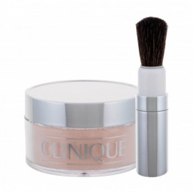 Clinique Blended Face Powder And Brush Puder 35g 02 Transparency