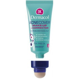 Dermacol Acnecover Make-Up & Corrector Podkład 30ml 2