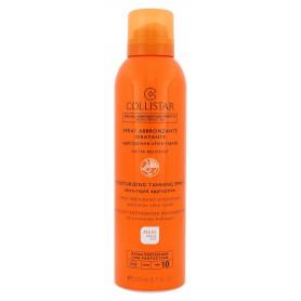 Collistar Special Perfect Tan Moisturizing Tanning Spray SPF10 Preparat do opalania ciała 200ml