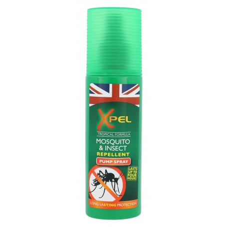 Xpel Mosquito & Insect Preparat odstraszający owady 120ml