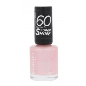 Rimmel London 60 Seconds Super Shine Lakier do paznokci 8ml 210 Ethereal