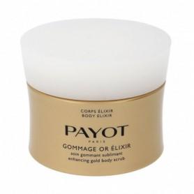 PAYOT Corps Elixir Enhancing Gold Body Scrub Peeling 200ml tester