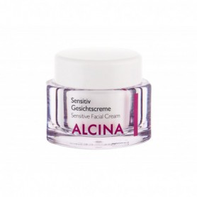 ALCINA Sensitive Facial Cream Krem do twarzy na dzień 50ml