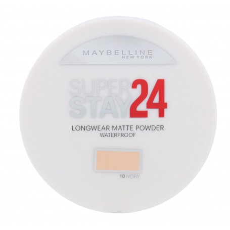 Maybelline Superstay 24h Puder 9g 10 Ivory