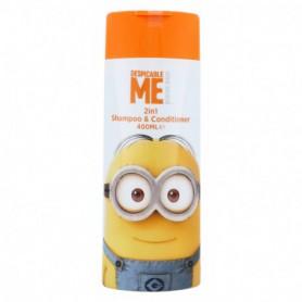 Minions Hair Care 2in1 Shampoo & Conditioner Szampon do włosów 400ml