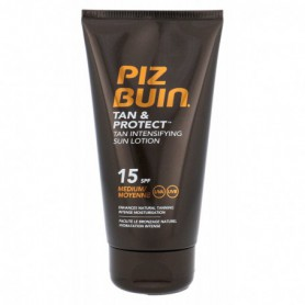 PIZ BUIN Tan & Protect Tan Intensifying Sun Lotion SPF15 Preparat do opalania ciała 150ml