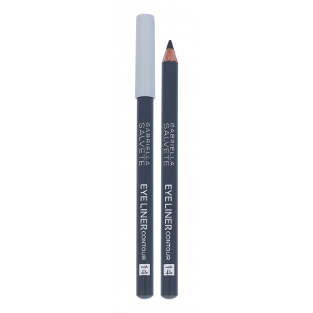 Gabriella Salvete Eyeliner Contour Kredka do oczu 0,28g 14 Grey