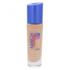 Rimmel London Match Perfection SPF20 Podkład 30ml 102 Light Nude