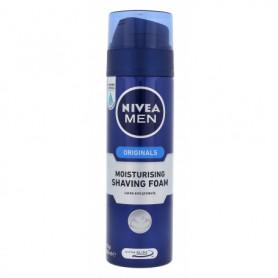 Nivea Men Original Moisturising Pianka do golenia 200ml