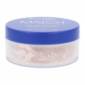 Rimmel London Match Perfection Puder 10g 001 Transparent
