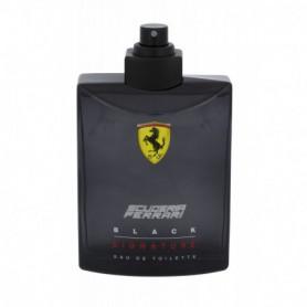 Ferrari Scuderia Ferrari Black Signature Woda toaletowa 125ml tester