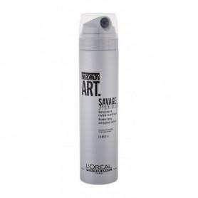 L´Oréal Professionnel Tecni.Art Savage Panache Powder Spray Objętość włosów 250ml