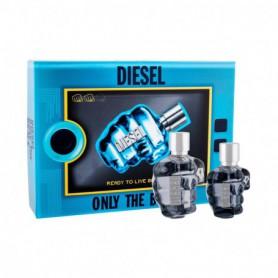 Diesel Only The Brave Woda toaletowa 75ml zestaw upominkowy