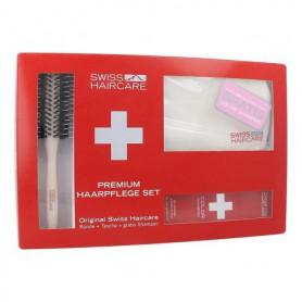 Swiss Haircare Premium Szczotka do włosów 1szt zestaw upominkowy