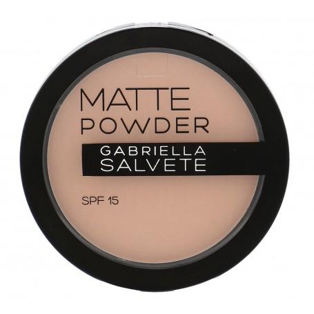 Gabriella Salvete Matte Powder SPF15 Puder 8g 01