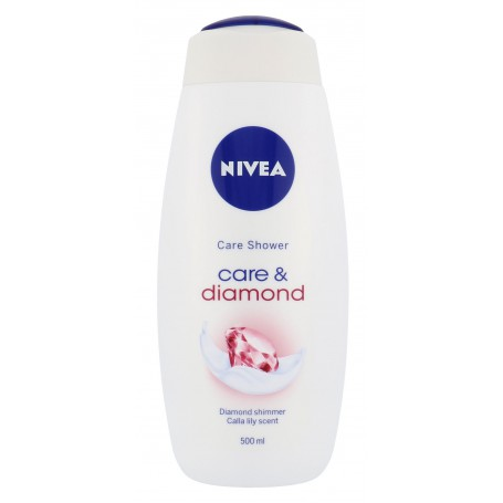 Nivea Care & Diamond Żel pod prysznic 500ml