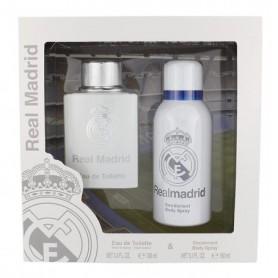 EP Line Real Madrid Woda toaletowa 100ml zestaw upominkowy