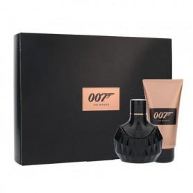 James Bond 007 James Bond 007 For Women Woda perfumowana 30ml zestaw upominkowy
