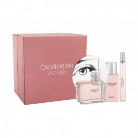 Calvin Klein Calvin Klein Women Woda perfumowana 100ml zestaw upominkowy