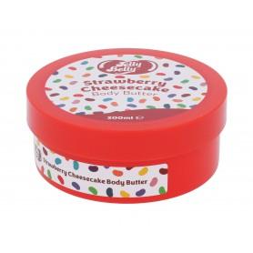Jelly Belly Strawberry Cheesecake Masło do ciała 200ml