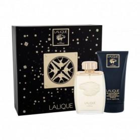 Lalique Pour Homme Woda perfumowana 125ml zestaw upominkowy