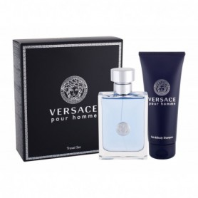 Versace Pour Homme Woda toaletowa 100ml zestaw upominkowy