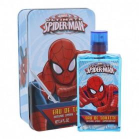 Marvel Ultimate Spiderman Woda toaletowa 100ml zestaw upominkowy