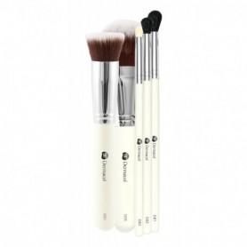 Dermacol Brushes Pędzel do makijażu 1szt zestaw upominkowy