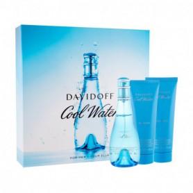 Davidoff Cool Water Woman Woda toaletowa 100ml zestaw upominkowy