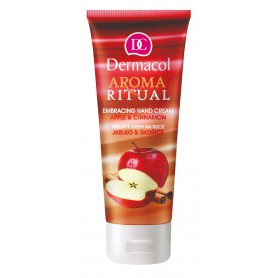 Dermacol Aroma Ritual Apple & Cinnamon Krem do rąk 100ml