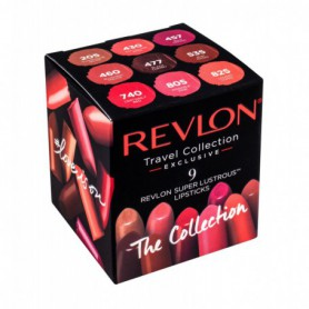 Revlon Super Lustrous Creme Pomadka 37,8g 205 Champagne On Ice zestaw upominkowy