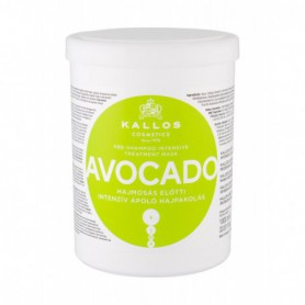 Kallos Cosmetics Avocado Maska do włosów 1000ml