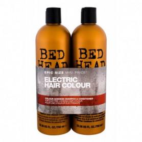 Tigi Bed Head Colour Goddess Szampon do włosów 750ml zestaw upominkowy