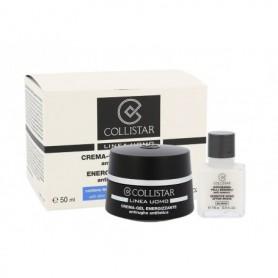 Collistar Men Energizing Cream-Gel Krem do twarzy na dzień 50ml zestaw upominkowy