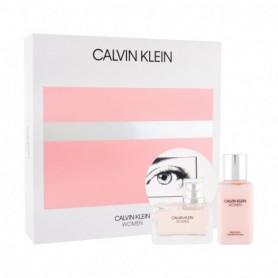 Calvin Klein Calvin Klein Women Woda perfumowana 50ml zestaw upominkowy